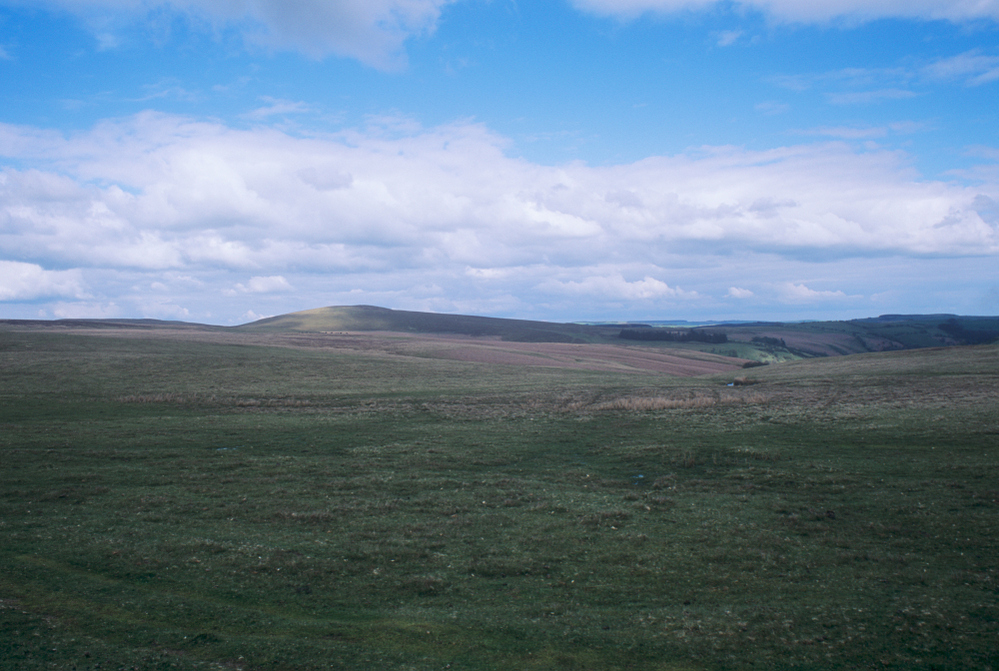 Cilfaesty Hill, Dolfor mid Wales