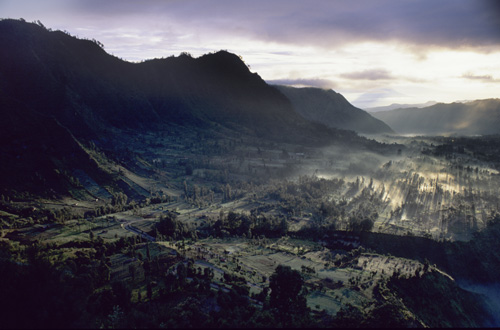 Sunrise at Bromo, Java
