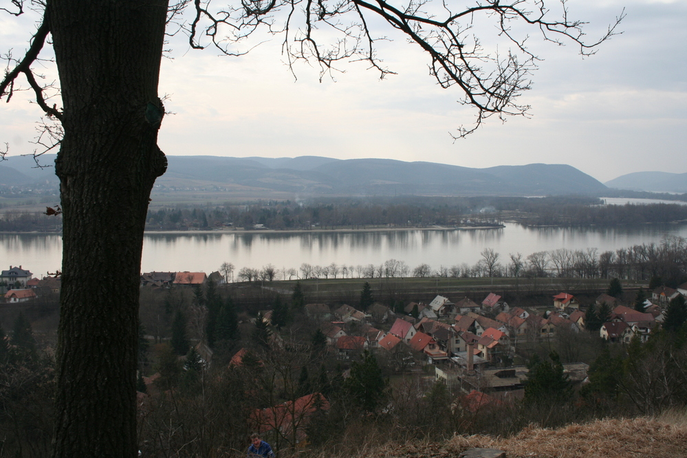 Danube Bend above Zebegeny