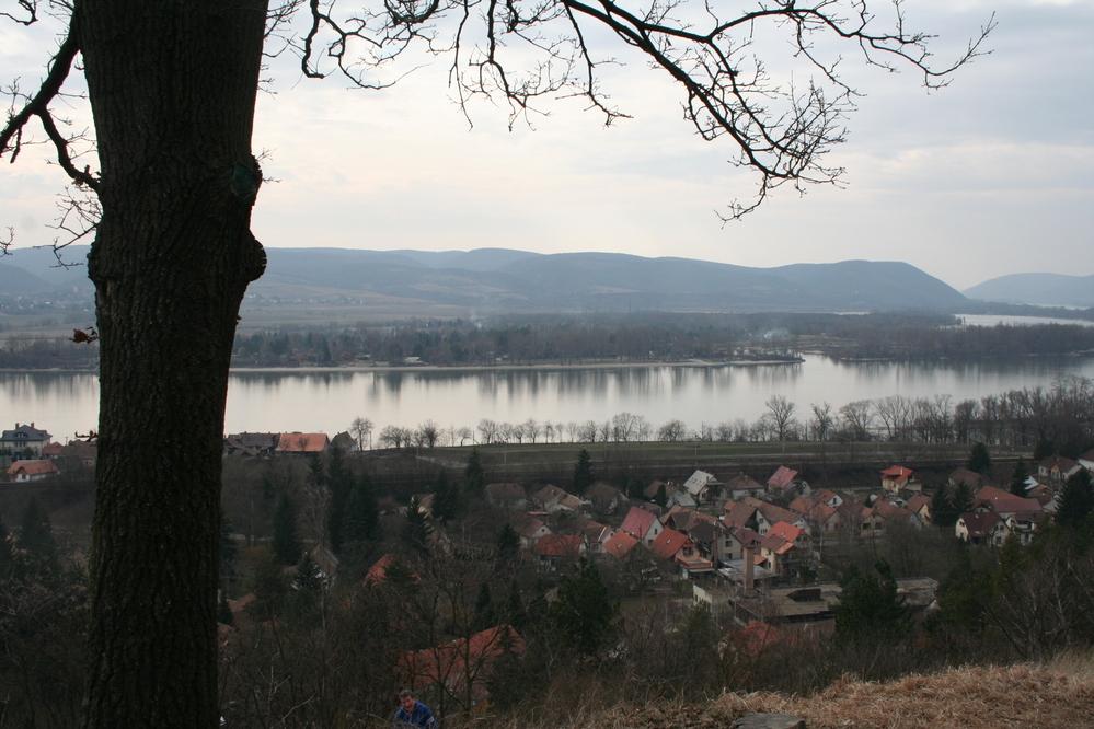 Danube Bend above Zebegeny