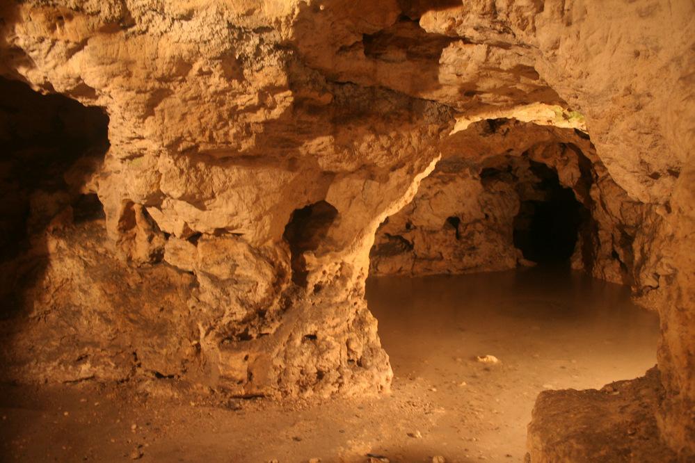 The caves at Tapolca, Balaton Hungary