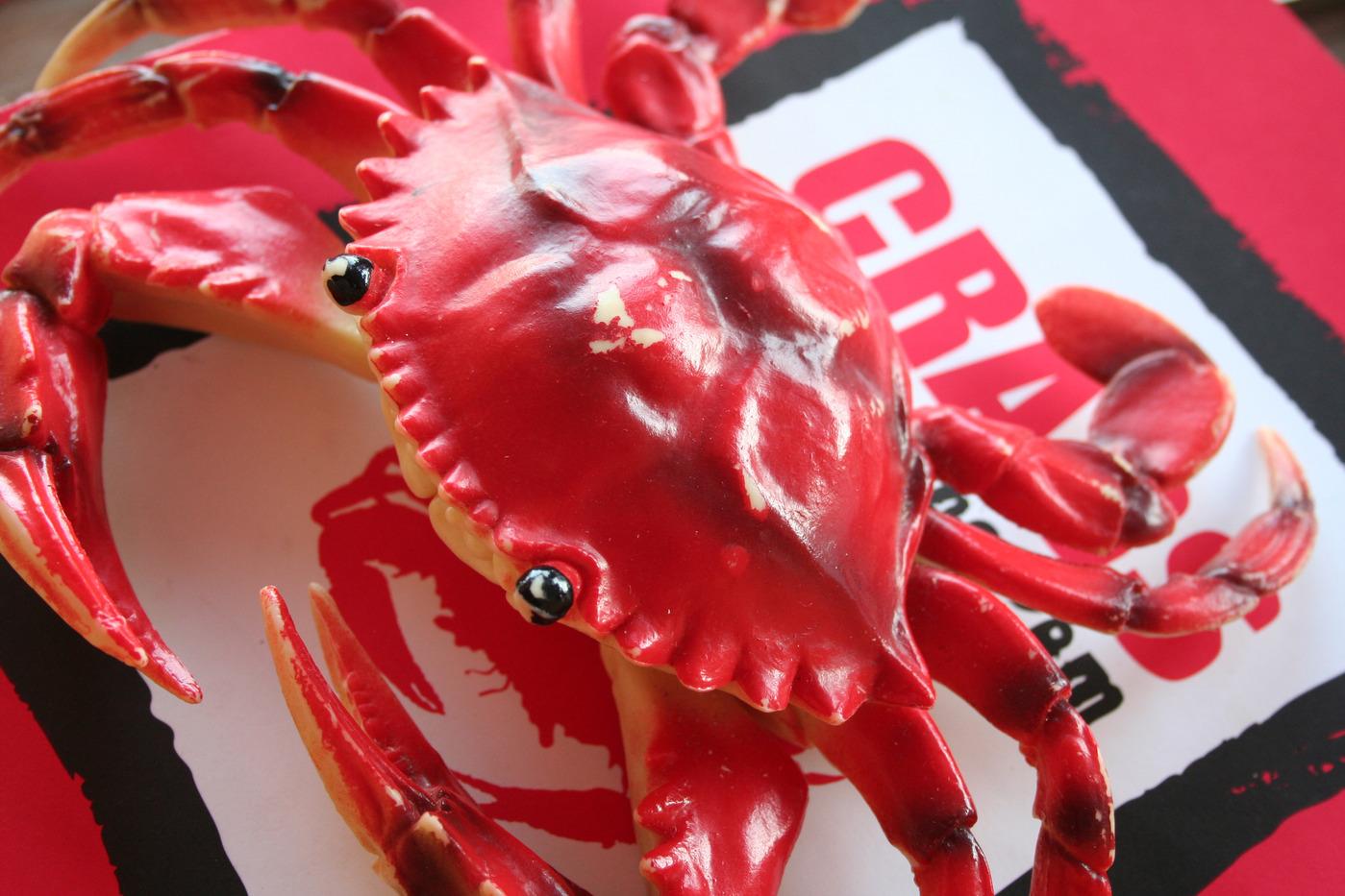 Crabs We got 'em