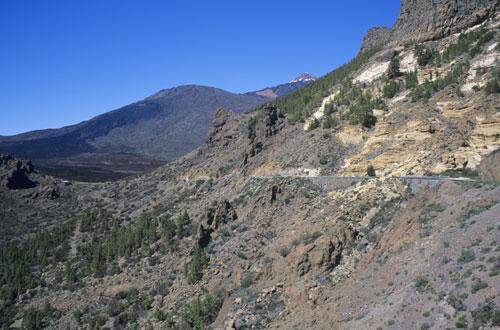 Parque Nacional de las Canadas del Teide, Tenerife, Canary Islands