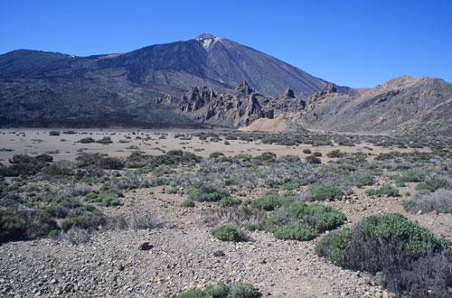 Mount Teide, Tenerife, Canary Islands