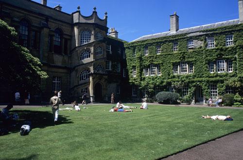 Hertford College, Oxford UK