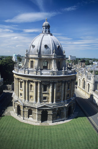 Radcliffe Camera, Oxford UK