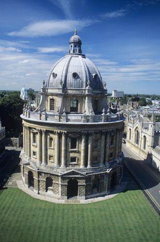 Radcliffe Camera, Oxford UK
