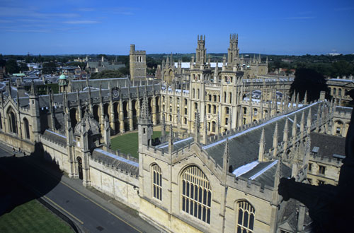 All Souls College, Oxford UK