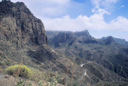 Central mountains, Gran Canaria, Canary Islands