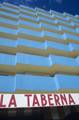 Appartments at Playa des Ingles, Gran Canaria, Canary Islands