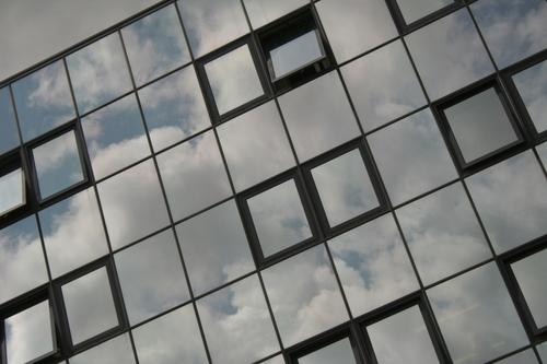 Office windows, Telford