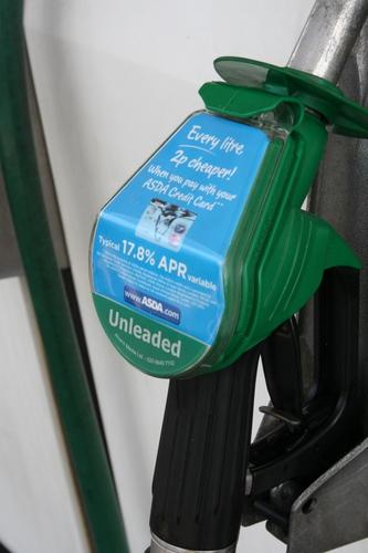 Petrol pump, Telford
