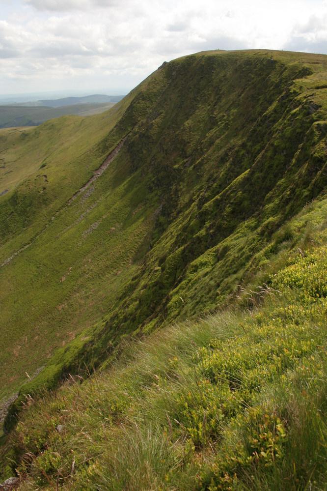 Craig Berwyn, Berwyn Mountains