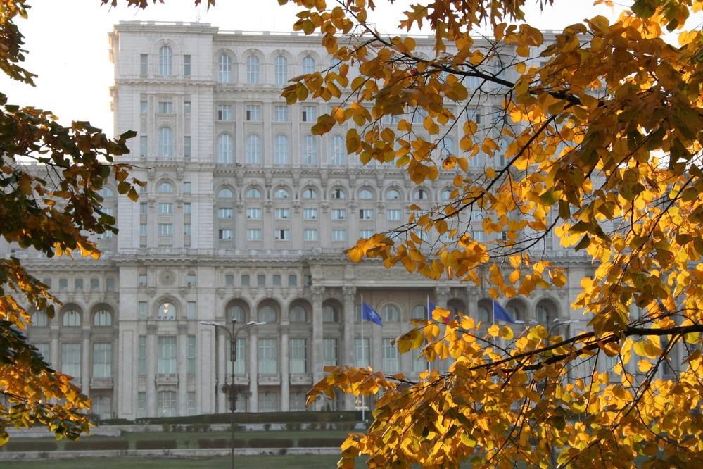Palace of Parliament, Bucharest, world's second largest building