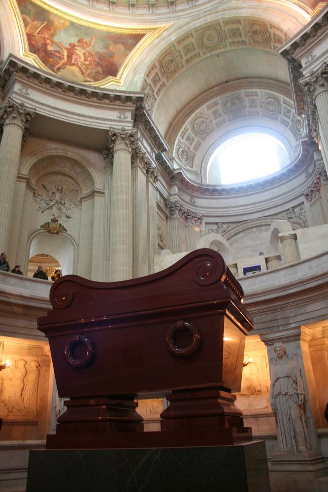 Tomb of Napoleon, Invalides
