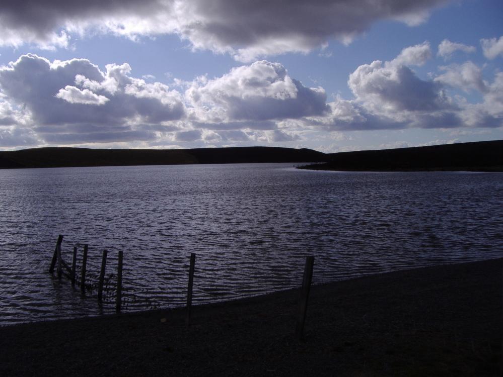 Glas Lyn Lake